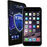 TRUGLASS Apple iPhone 6 Screen Protector, 0.3mm Tempered Glass Screen Protectors for Apple iPhone 6 - Retail Packaging