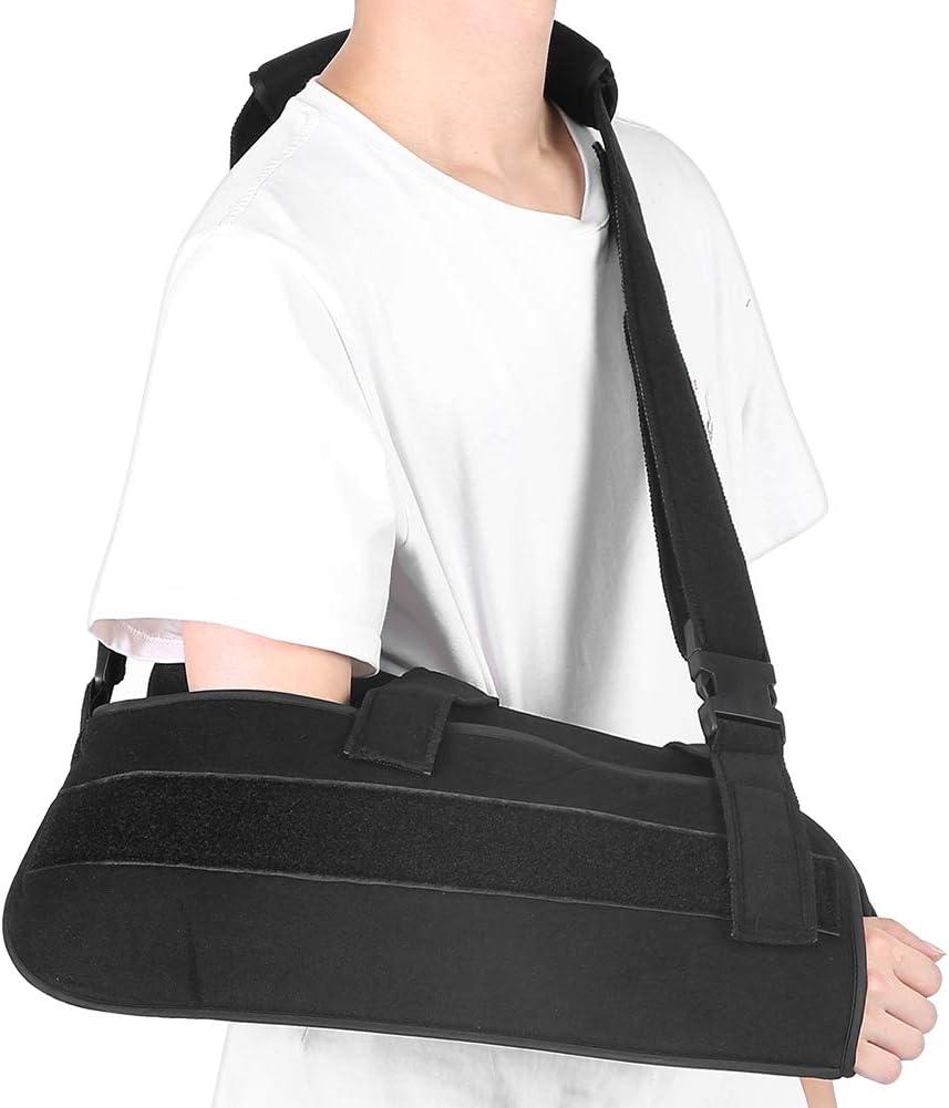 Cómodo inmovilizador de hombro Ortesis de abducción de hombro Sling Correa de soporte para uso doméstico