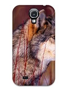 Michael paytosh Dawson's Shop New Wolf Tpu Case Cover, Anti-scratch Phone Case For Galaxy S4 1688285K18734729