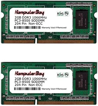 NEW 4GB Memory PC3-12800 DDR3-1600MHz SODIMM For Lenovo ThinkPad X301
