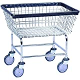 Everstrong Heavy Duty Wire Basket Laundry Cart