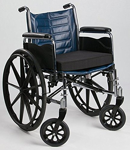 Big Hippo Seat Cushion Back, Sciatica Tailbone Pain Relief-Memory Foam Chair Seat Cushion Pad Wheelchair, Office & Car by Big Hippo (Image #4)
