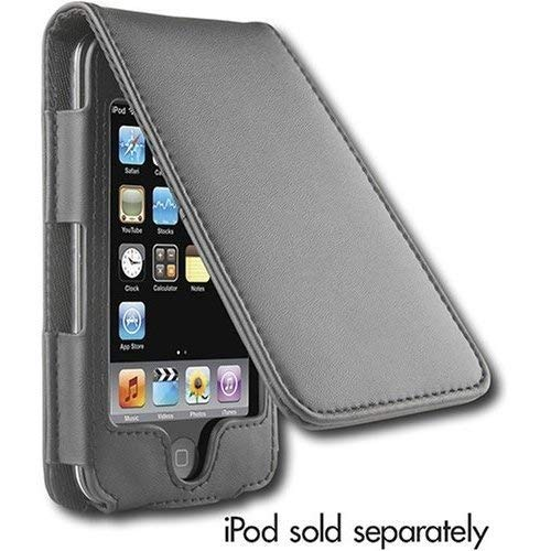 - DLO HipCase Eco-Aware Case for iPod touch 1G, 2G, 3G (Black) (Bulk Pack)