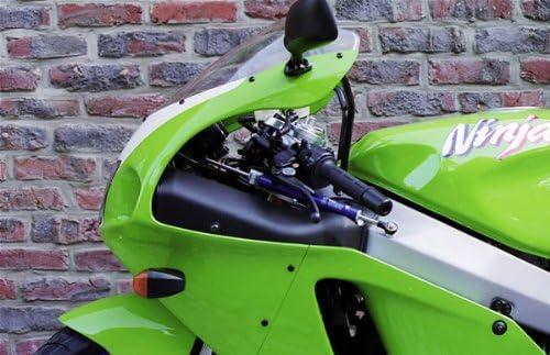 Kawasaki Zx7r Zx 7rr 1996 2002 Toby Lenkungsdämpfer Stabilisator Mount Kit Auto