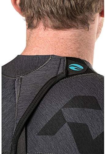 BARE Men/'s 3//2mm Revel Full Wetsuit 3XLarge