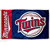 Minnesota Twins Flag 3x5 MLB Banner