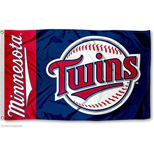 Minnesota Twins Flag 3x5 MLB Banner