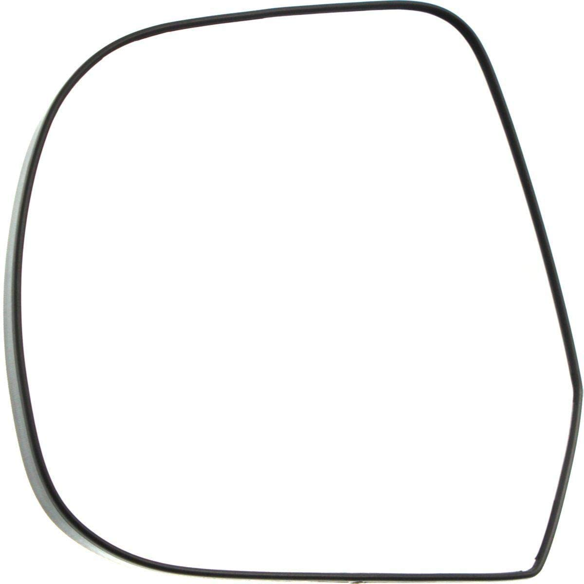 New Mirror Glass Driver Left Side LH Hand for Nissan Versa Note 2014 Fits 963663AN0A