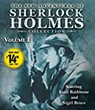 img - for The New Adventures of Sherlock Holmes Collection Volume One book / textbook / text book