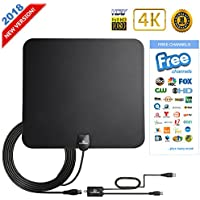 CD CDREAM 60-80 Mile 1080P HD Indoor TV Antenna