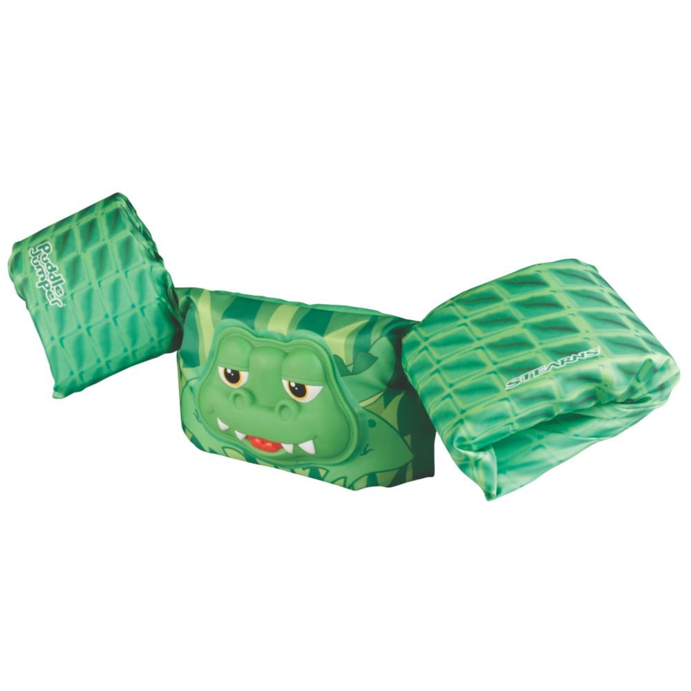Stearns Puddle Jumper Deluxe 3D Child Life Jacket, Gator by Stearns
