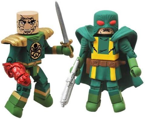 Marvel Minimates série 54 Baron Strucker