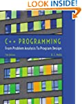 C++ Programming: From Problem Analysi...