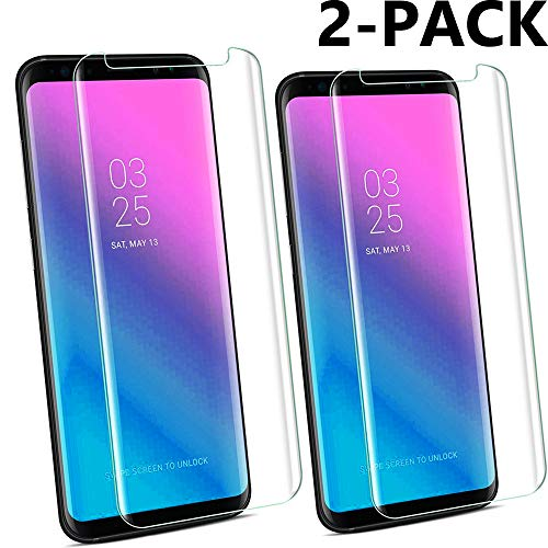 Buy tempered glass screen protector for s8