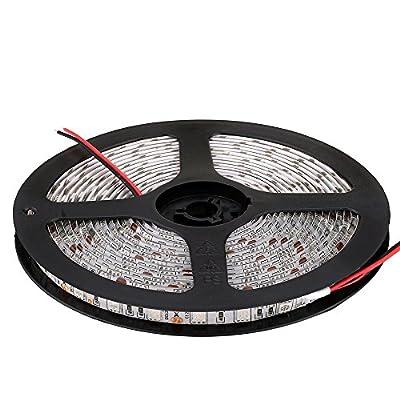 Waterproof 5 M /16.4ft LED Strip Light,300 Units SMD 5050 LEDs