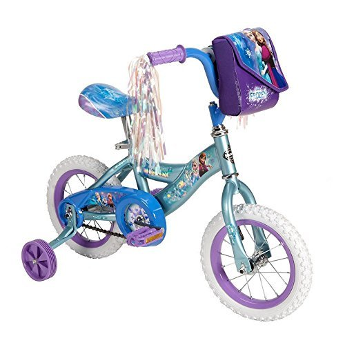 "New Huffy Disney Frozen Bike 12"" inch Kids Tricycle Bicycles"