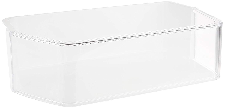 Left Fits models RF260BEAESR RF260BEAESR//AA-0001 Lifetime Appliance Door Shelf Basket Bin for Samsung Refrigerator RF260BEAESR//AA