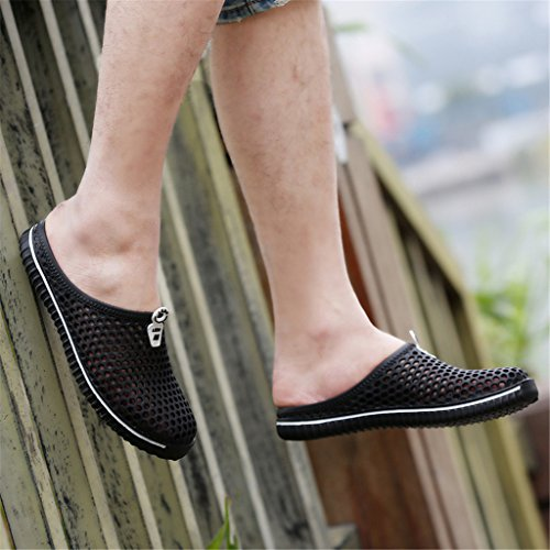 Saguaro Summer Schwarz Slippers Shoes Summer Shoes Saguaro Schwarz Slippers ft7q6gWwx