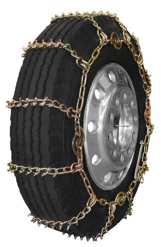 Security Chain Company QGS744HD Quik Grip Alloy Stud Off Road Truck Dual and Triple 8mm Tire Traction Chain - Pack of 1