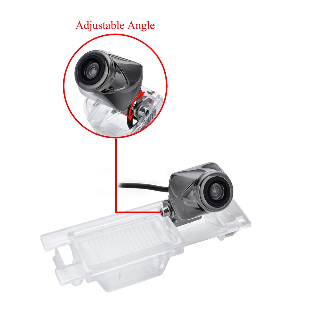 aSATAH Hawk Eye Car Rear View Camera for Buick Regal//Excelle XT//Chevrolet Vectra//Holden//Malibu//Vauxhall /&Waterproof and Shockproof Reversing Backup Camera Hawk Eye