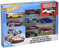 Hot Wheels 9-Car Gift Pack (Styles May V...