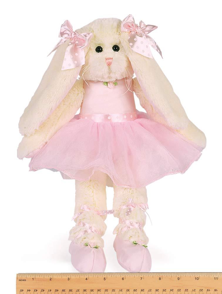 Bearington Lil Bunny Tutu Plush Stuffed Animal Ballerina Bunny 15