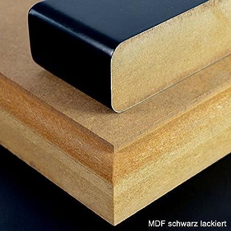 6mm MDF Platte 100x70 cm roh