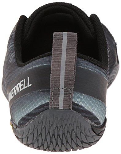 Merrell Women's Vapor Glove 2 Trail Running Shoe, Black/Castle Rock, 6.5 M US by Merrell (Image #2)