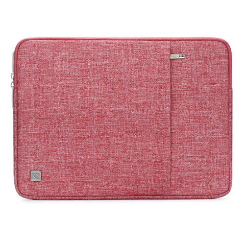 Best Red Pink Laptops - NIDOO 12.5-13.3 Inch Laptop Sleeve Case
