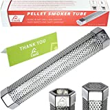 Premium Pellet Smoker Tube 12
