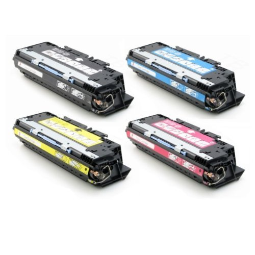 Premium Laser Printer Toner Cartridge for HP Q2682A 311A Yellow HIGH YIELD Quality Guaranteed - Compatible with HP Laser Printers Color LaserJet 3700, Color LaserJet 3700 dn, Color LaserJet 3700 dtn, Color LaserJet 3700 n
