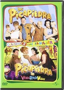 Pack Los Picapiedra 1 + 2 [DVD]