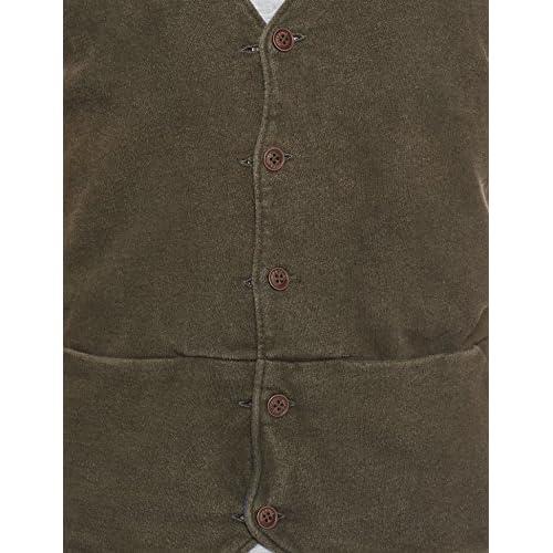 51QDrA7WOkL. SS500  - Jack & Jones Men's Cotton Waistcoat
