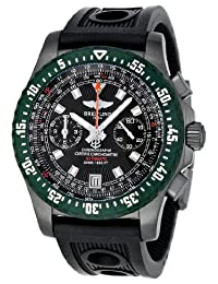Breitling Men's M27363A3/B823BKOR Skyracer Raven Black Dial Watch