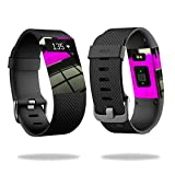 MightySkins Protective Vinyl Skin Decal for Fitbit Charge HR Watch cover wrap sticker skins 3D