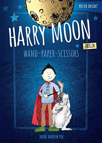 (Harry Moon Wand Paper Scissors Origin Color Edition)