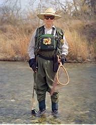 Walter, Fly Fisherman, Junction, TX