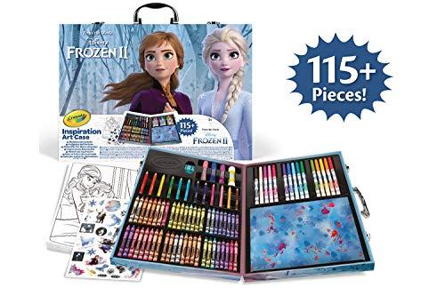 Crayola-04-0635 Matín del Artista Disney 2, para Dibujar y ...