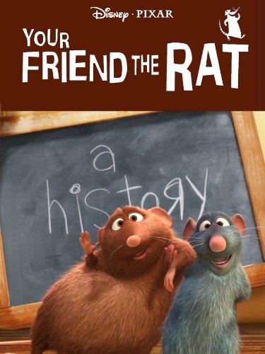 Your Friend The Rat - Pixar Short