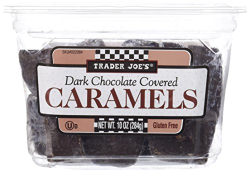 Trader Joes Chocolate Covered Caramels
