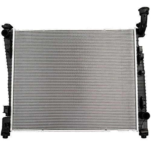 ECCPP Radiator 13200 for 2011-2014 Dodge Durango 3.6L 5.7L by ECCPP