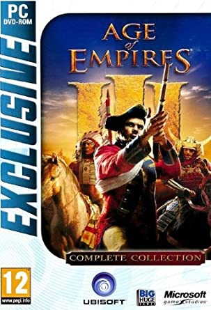 AGE OF EMPIRES 3 COMPLETE DVD, NO MANUAL: Amazon ca: Software