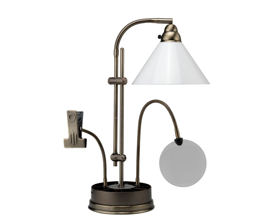 Attractive Amazon.com: Daylight U21048 Ultimate Antique Table Lamp: Arts, Crafts U0026  Sewing