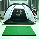 EAHKGmh Golf Mat, Practice Hitting Mat with
