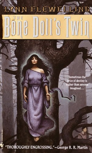 book cover of The Bone Doll\'s Twin
