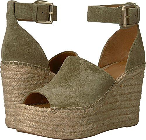 Light Green Footwear (Marc Fisher LTD Women's Adalyn 5 Light Green Suede 6.5 M US)