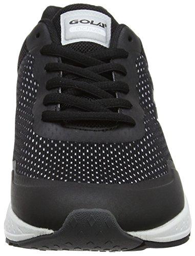 White Femme Fitness Gola Black Blanc de Noir Chaussures Noir Major Hwn1aqR