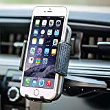 Bestrix Universal CD Slot Phone Holder for Car ideal for iPhone X, 8, 7, 6, 6S Plus 5S, 5C, 5, Samsung Galaxy S5, S6, S7, S8, Edge/Plus Note 4,5,8, LG G4, G5, G6, V30 all smartphones up to 6'