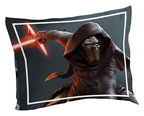 Star Wars Ep7 Live Action Red Pillowcase