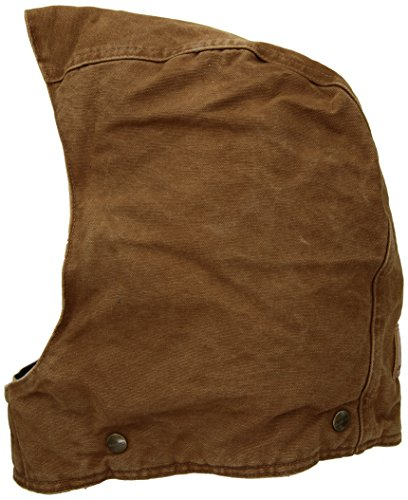 Carhartt Men's Arctic Quilt Lined Sandstone Hood Brown, Small-X-Large by Carhartt